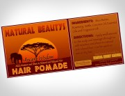 Natural Beauty Labels2 - portfolio